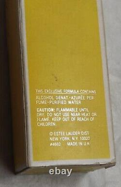 Azuree By Estee Lauder Pure Fragrance Spray 2 Oz/60 ML For Women Same As Picture