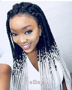 Braided Wig Cornrows As In Picture