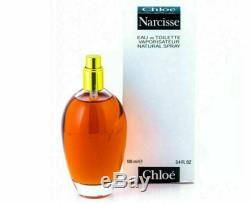 Narcisse By Chloe 3.4 oz EDT Women's Perfume unbox As In Picture