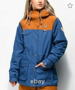 Picture Kate Organic Snowboard Ski Jacket Women's Large New Without Tag