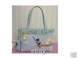 RADLEY'Without a Paddle' Large TOTE Picture Bag 2009