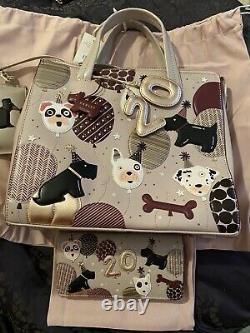 Radley 20th Anniversary Signature Multiway Picture Bag & Matinee Purse