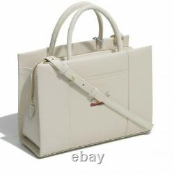 Radley Chin Wag Picture Medium Zip-Top Multiway Grab Bag Marked On Front