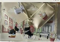 Radley Chin Wag Signature Medium Picture Multi-way Bag With Purse NEW