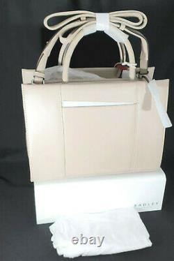 Radley'Face to Face' Picture Multiway Grab Leather Handbag BNWT(2)