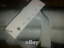 Radley Leather Signatureup Up And Away Weekend Travel Leather Picture Bagnew