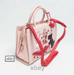 Radley Let Them Eat Cake Signature Picture Multiway Bag & Matching Canvas Tote