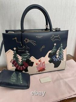 Radley Limited Edition Picture Bag Stargazing New with tags