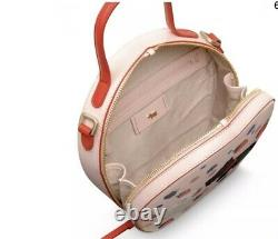Radley London Let Them Eat Cakesmall Circle Top Zip Picture Bag Special Editio