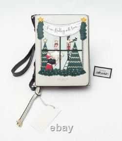 Radley Nutcracker Drummer Dog Book Street Crossbody Signature Picture Bag New A