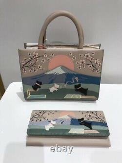 Radley Picture Bag And Purse (Games Colection) LATS SET