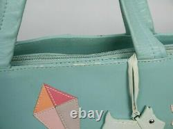 Radley Signature By The Seaside Grab Bag Beach Picture Collectable + Coin Purse