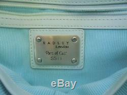 Radley Signature Picture Bag Port Of Call Excellent Condition Dog Sailing Boat