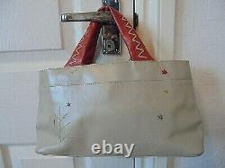 Radley Signature Picture Bag Reindeer Limited Edition Excellent Condition