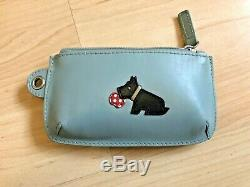 Radley Signature Picture Handbag & Matching Coin Purse Dog Tag & Dust Cover Bag
