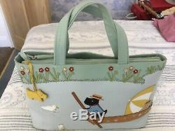 Radley Signature/picture Grab Bag Without A Paddle 2009