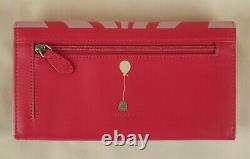 Radley Through The Hoop Signature Picture Matinee Purse Wallet Large Leather New