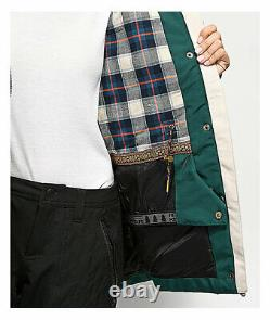 SOLD OUT! New Picture Organic Kate Jacket Emerald Green Size Small Retail $189