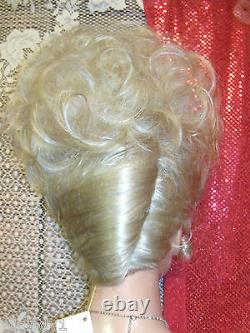 Vegas Girl Special Wigs Pick A Color French Twist & Curls Pretty Lady Night Out